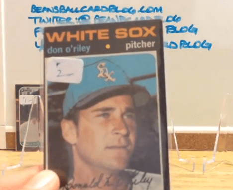 Dallas Card Show Acquisitions - 9/14/18 ***T206 ALERT!***
